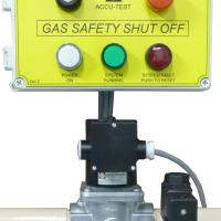 Accutherm ACCU-TEST Gas Safety Shut Off System
