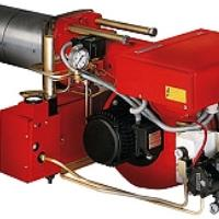 Riello PRESS P/N Series Modulating Heavy Oil Burner