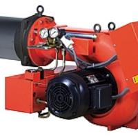 Riello PRESS P/NA Series Modulating Heavy Oil Burners with Air/Steam Atomizing